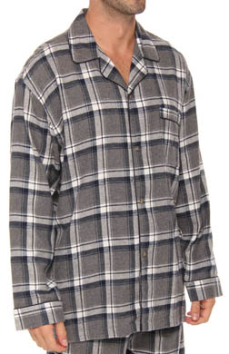 Nautica Long Sleeve Flannel Camp