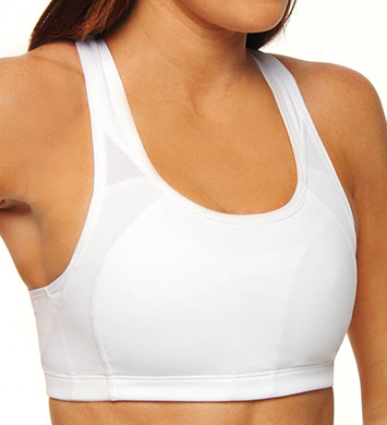 New Balance The Fabulous Framer C/D Cup Sports Bra