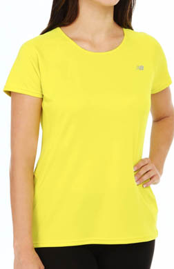 New Balance Momentum Short Sleeve Tee