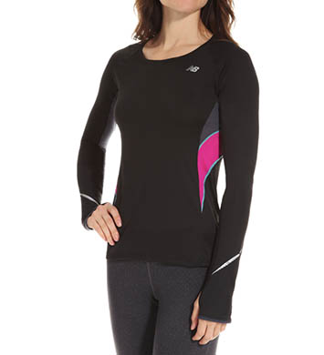 New Balance NB Ice Long Sleeve Tee