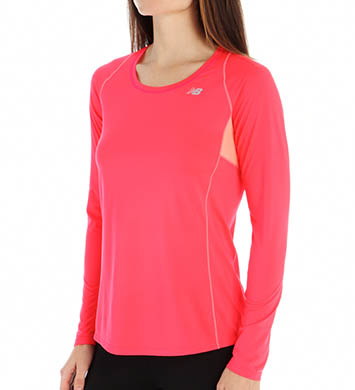 New Balance Accelerate Long Sleeve Tee