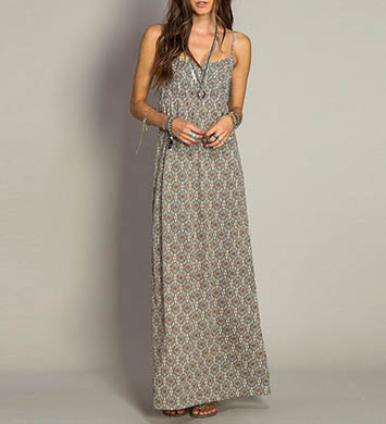 O'Neill Sloan Maxi Dress
