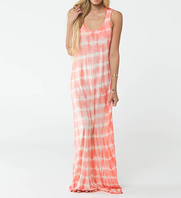O'Neill Tietie Maxi Dress