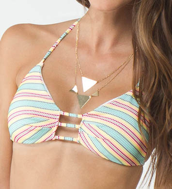 O'Neill Bayshore Triangle Swim Top
