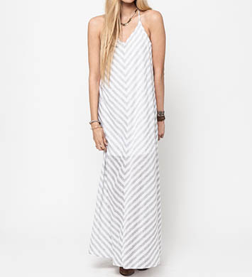 O'Neill Cal Chevron Dress