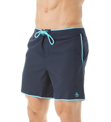 Original Penguin Fixed Volley Earl Swim Short