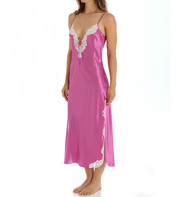 Oscar De La Renta Peony Long Gown