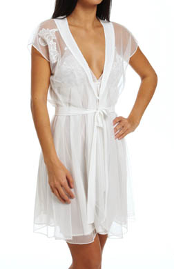 Oscar De La Renta Romantic Whisper Robe