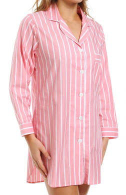 P-Jamas Autumn Rose Sleepshirt