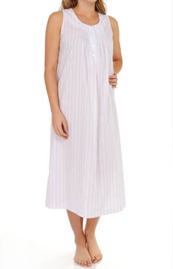 P-Jamas Wisteria Sleeveless Long Gown