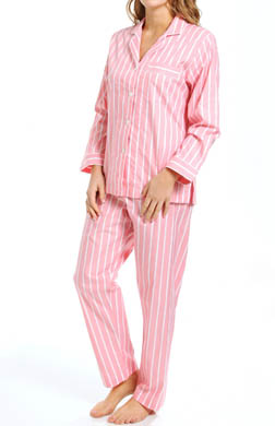 P-Jamas Autumn Rose PJ Set