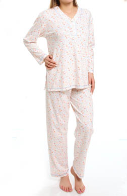 P-Jamas Vivianne Interlock PJ Set