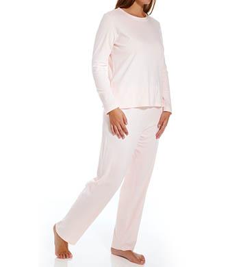 P-Jamas Butterknits 2-Piece Pullover Top and Pant Set