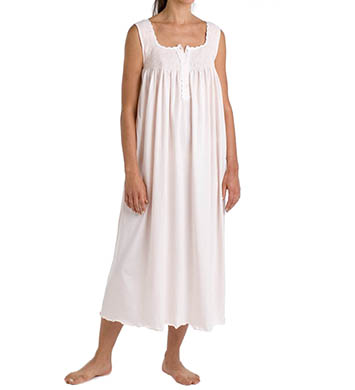 P-Jamas Lucero Ankle Length Nightgown