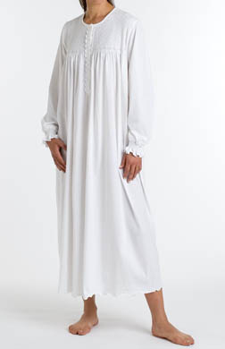 P-Jamas Heirlooms Long Sleeve Gown