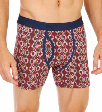 Pact Deco Boxer Brief