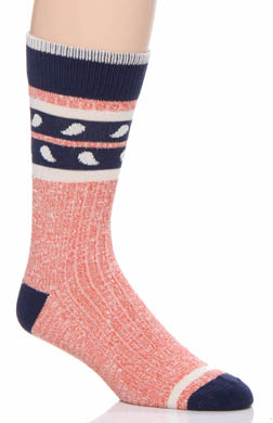 Pact Bandana Camp Sock