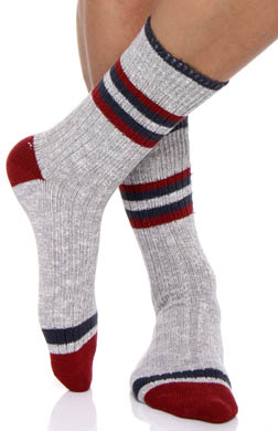 Pact Men's Work Sock Bundle - 3 Pack