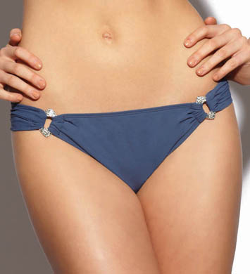 Panache Ava Low Rise Swim Pant with Rhinestone