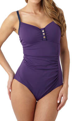 Panache Veronica One Piece Swimsuit