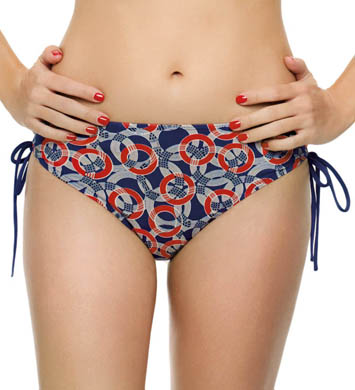 Panache Nancy Drawstring Swim Bottom
