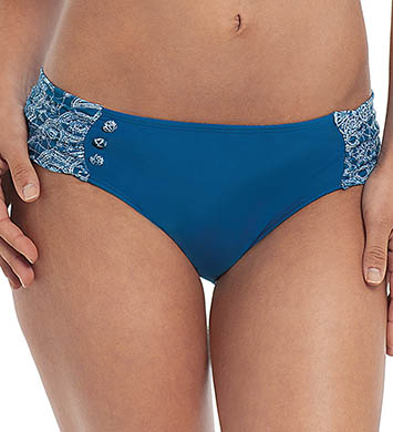 Panache Marisa Gathered Pant Swim Bottom