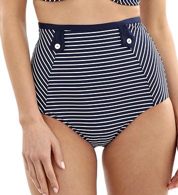 Panache Britt High Waist Swim Bottom