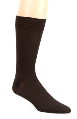 Pantherella Lisle Cotton Dress Sock