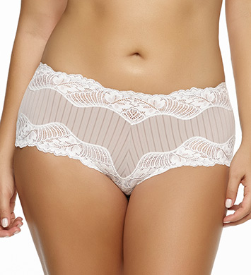 Paramour by Felina Stripe Delight Hipster Panty