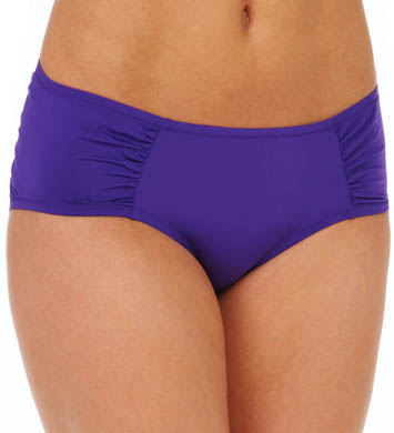 Parisa Body Veil Shirred Bikini Panty