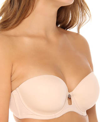 Parisa Body Veil Strapless Bra
