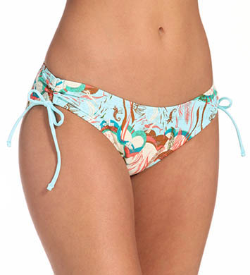 Patagonia Sunamee Printed Side Tie Swim Bottom