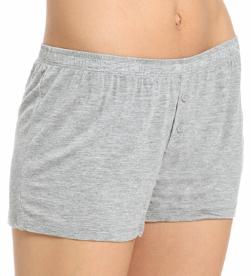 PJ Salvage Rayon Basics Shorts