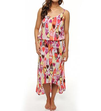 PJ Salvage Ideal Ikat Dress