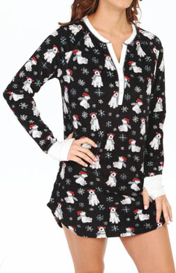PJ Salvage Polar City Nightshirt
