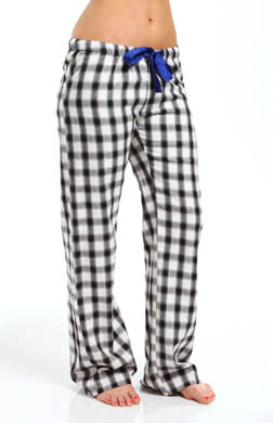 PJ Salvage Winter Cool Lurex Plaid Pant