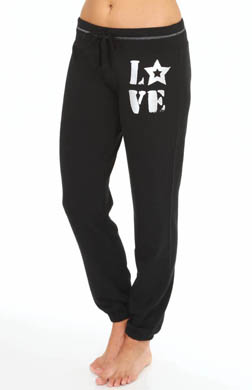 PJ Salvage Winter Cool Love Sweatpant