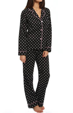 PJ Salvage Giftables Polka Dot PJ Set