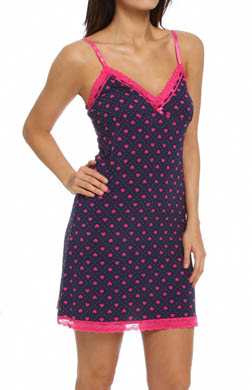 PJ Salvage Queen of Hearts Heart Chemise