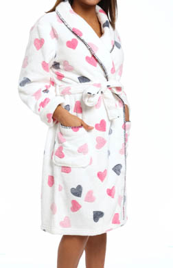 PJ Salvage Queen of Hearts Heart Robe
