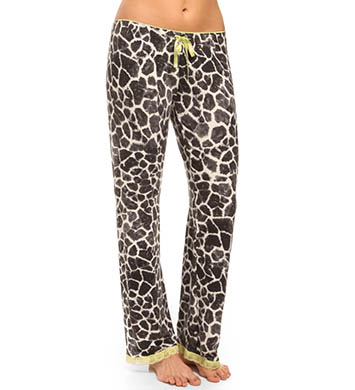 PJ Salvage Wild Giraffe Pants