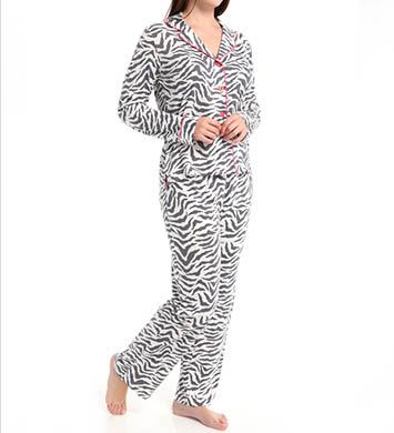 PJ Salvage Zebra Dayz PJ Set