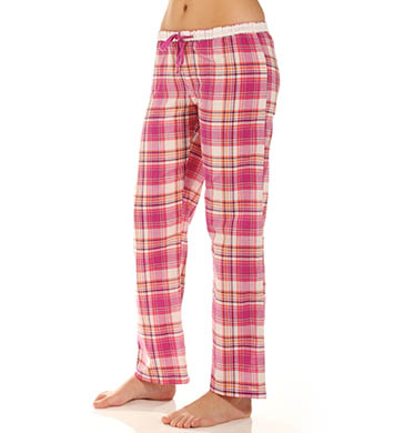 PJ Salvage Bali Sunset Plaid Pant