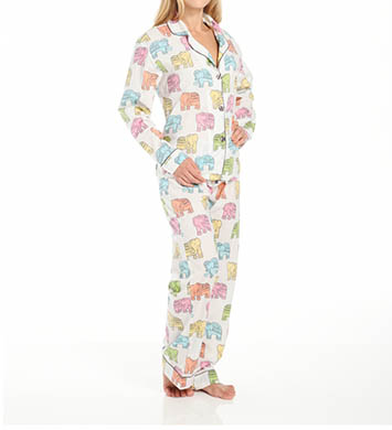 PJ Salvage Sweet Sets Elephant PJ Set