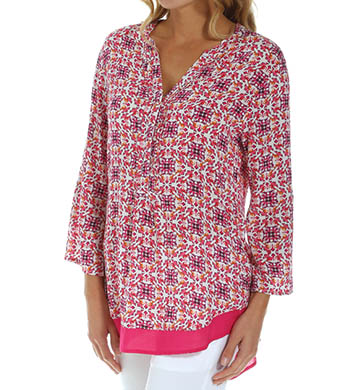PJ Salvage Tropic Challes Tunic
