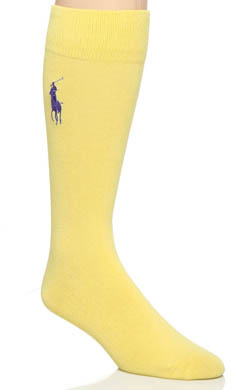 Polo Ralph Lauren Big Pony Flat Knit Socks
