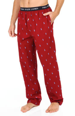 Polo Ralph Lauren Polo Player Print Pants