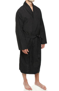 Polo Ralph Lauren Woven Cotton Robe