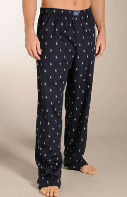 Polo Ralph Lauren Polo Player Print Pant - Big