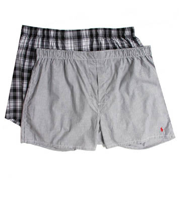 Polo Ralph Lauren Big and Tall Boxers - 2 Pack
